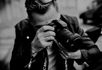 surveillance photographer