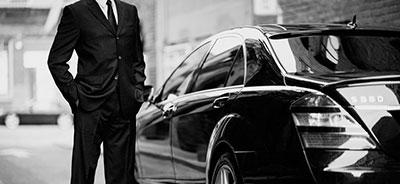 protecting prestige car